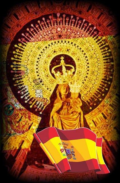 La Virgen Del Pilar Y El Milagro De Las Bombas Adoración Y Liberación
